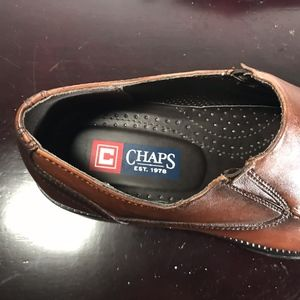 Chaps Shoes - CHAPS Slip On Dress/Casual Apron Toe Sz 10 M